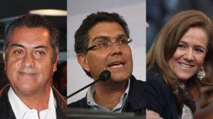 """Zavala, """"El Bronco"""" y """"El Jaguar"""": ¿candidatos independientes?: Raúl Castellanos"""