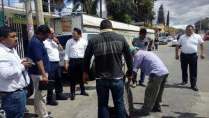 Provoca fuga de gas en escuela de Santa Lucía intoxicación de niños