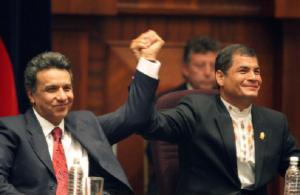 Lenín Moreno-Rafael Correa: de la lealtad absoluta al parricidio político: Raúl Castellanos