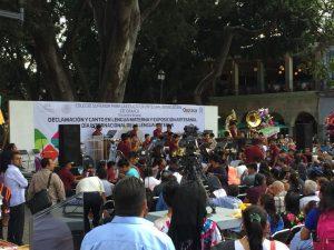 CSEIIO celebró Día Internacional de la Lengua Materna.