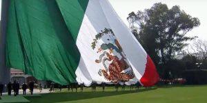 Bandera agraviada: Luis Octavio Murat