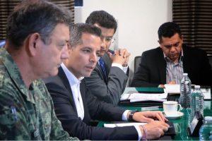 Reforzará Grupo de Coordinación plan para  reducción de incidencia delictiva en Oaxaca