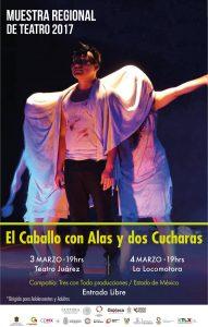 """Invita Seculta a la presentación de la obra """"El Caballo con Alas y dos cucharas"""""""