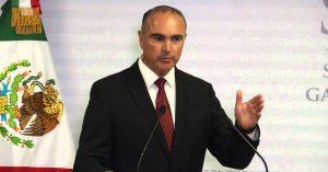 Peña Nieto recibió la renuncia de José Calzada Rovirosa a la SAGARPA