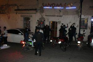 Comisión de Seguridad Pública y Vialidad Municipal aplican operativo en bares
