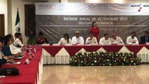 Garantiza gobernabilidad ISSSTE con 9 mil millones: Alfredo Martínez de Aguilar
