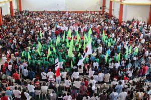 """""""Nos vamos a morir en la raya para que a Oaxaca le vaya bien"""" Raúl Bolaños Cacho Cué"""