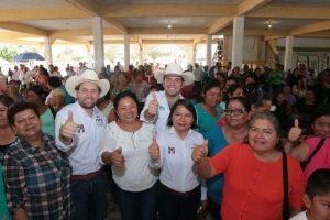 Precios justos y apoyos reales al sector agrícola: Raúl Bolaños Cacho Cué