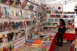 Una gran oferta literaria y material didáctico, ofrece Octava Feria del Libro