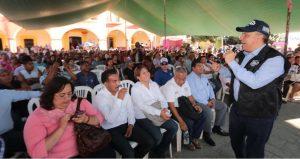 Héctor Pablo combatirá en el Senado la corrupción y la pobreza