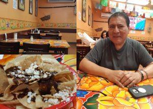 Arturo Aguilar, el pequeño empresario que migro para salir del vicio