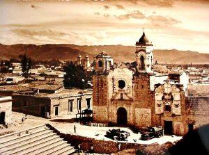 Un poco de historia a 486 años del aniversario de  Oaxaca de Juárez