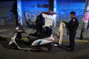 En marzo, detienen a 509 personas por diversos delitos
