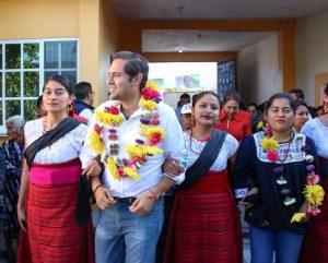 Compromiso y honestidad de Raúl Bolaños, garantía de mejor porvenir para Oaxaca