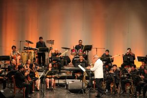 Realiza Orquesta Primavera primer concierto del año en el Teatro Alcalá