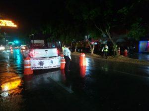 Detenidas 11 personas durante Operativo Alcoholímetro: SSPO