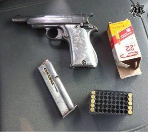 Detiene Policía Estatal persona armada durante patrullajes de seguridad en la Costa
