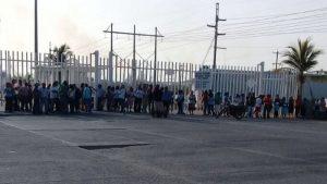 Afectados por la explosión de la refinería Antonio Dovalí  piden indemnización