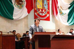 Somos una Legislatura valiente, que está del lado de las familias oaxaqueñas: Juan Mendoza Reyes