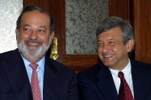 Diferendo entre Slim y Andrés López: Luis Octavio Murat