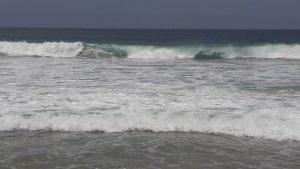 Alerta CEPCO por efectos de Mar de Fondo en Oaxaca