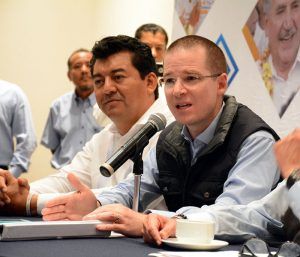 Confirma Juan Mendoza Reyes visita de Ricardo Anaya  a Oaxaca
