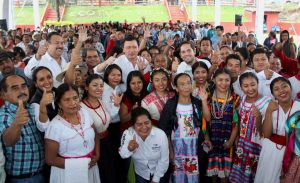 Pueblos Indígenas de Oaxaca respaldan agenda legislativa de Raúl Bolaños Cacho Cué
