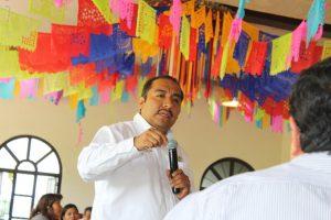 Se compromete Horacio Antonio a impulsar leyes en materia de transporte