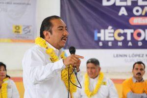 """""""Soy un hombre de trabajo constante y resultados"""": Horacio Antonio Mendoza"""