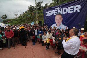 Basta de desprecio gubernamental hacia la Mazateca: HP