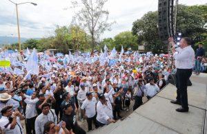 Exige HP a Anaya hacer justicia a Oaxaca  y sacarla del retraso