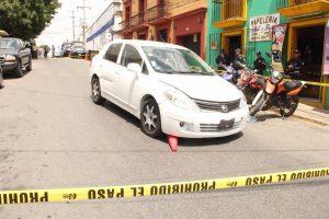 Policía Municipal detiene a dos personas como presuntas responsables del delito de robo con violencia