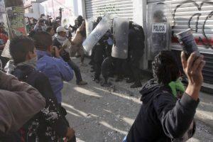 Candidatos, cómplices del conflicto de la SXXII-CNTE: Alfredo Martínez de Aguilar