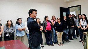 Búsqueda de desaparecidas y Alerta de Violencia de Género: Alfredo Martínez de Aguilar