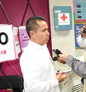 Denuncia Alejandro López Sánchez el asesinato de su coordinador de campaña en San Juan Mixtepec