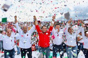 Oaxaca ya decidió: Raúl será Senador: *Francisco Ángel Maldonado Martínez