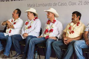 Otorga Cdi a Gobierno de Oaxaca, terreno para la construcción de la Universidad del Bajo Mixe