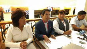 Se suman integrantes del Panal a candidatura de Jesús López Rodríguez