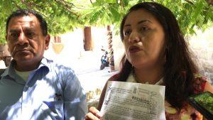 Denuncian al agente de San Juanito por dejar el trabajo e irse a campaña