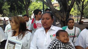 Militantes priistas en Santa Lucía se suman a Jesús López Rodríguez