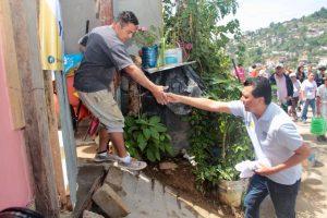 Anuncia Samuel Gurrión Matías sus cierres de campaña a la Presidencia Municipal de Oaxaca de Juárez