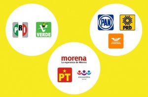 En la carrera al Senado en Oaxaca, Morena se confía; PAN-PRD se desdibuja, y el PRI pisa el acelerador: Adrián Ortiz