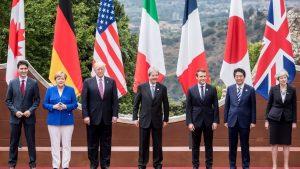 El G7, Trudeau y Trump; polos opuestos: *Francisco Ángel Maldonado Martínez
