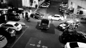Se registra balacera en estacionamiento de Macro Plaza