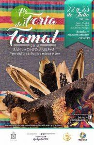 Inicia la Feria del Tamal en San Jacinto Amilpas