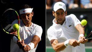 Djokovic derrota a Nadal en semifinales de Wimbledon y jugará la final ante Anderson