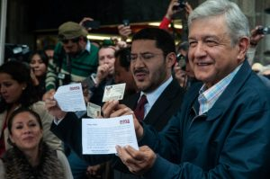 AMLO semana 3: presidencia es eje de la seguridad nacional del Estado: Carlos Ramírez