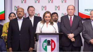 Asume Ruiz Massieu dirigencia del PRI
