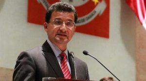 Golpe de estado legislativo, a Fiscalía General del Estado: Alfredo Martínez de Aguilar