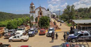 En 2017, Ixcotepec denunció que había gente armada en Ecatepec: Alfredo Martínez de Aguilar
